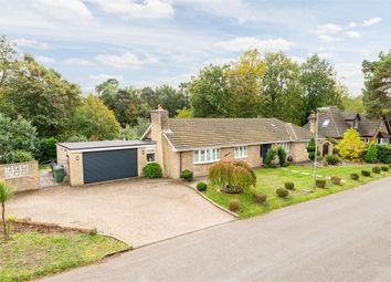Oatlands Avenue, Weybridge, Surrey KT13. 4 bed detached bungalow for sale