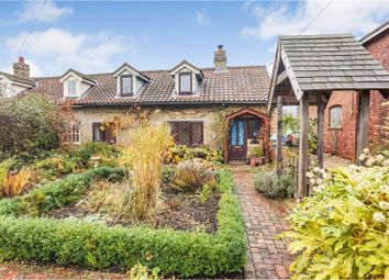 Thumbnail 3 bed semi-detached house for sale in Wickenby, Lincoln