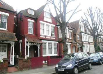 Thumbnail 1 bed flat to rent in Ravenscroft Road, London