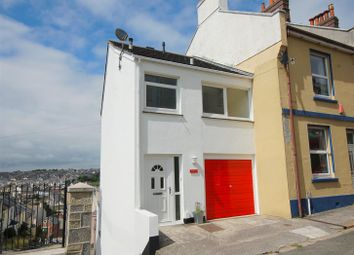 Thumbnail 2 bed end terrace house for sale in Pellew Place, Stoke, Plymouth