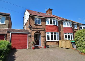 4 bed semi-detached house for sale in Elmbridge Avenue, Surbiton, Surrey KT5