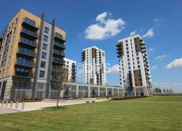 Thumbnail 1 bed flat for sale in Pegasus Way, Gillingham