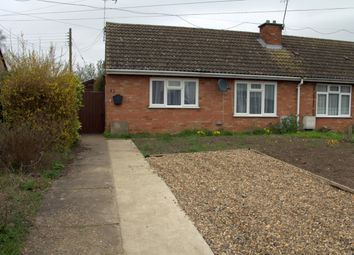 Thumbnail 1 bedroom semi-detached bungalow to rent in Church Lane Close, Barton Mills