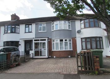 Thumbnail 3 bed terraced house to rent in Marlow Drive, Cheam