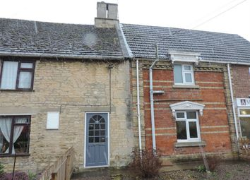 Thumbnail 3 bed terraced house to rent in West End, Langtoft, Peterborough, Lincolnshire