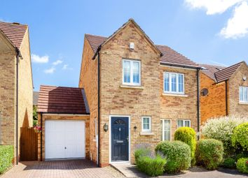 Thumbnail 3 bed detached house for sale in Nightingale Way, Royston