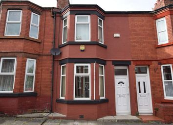 Thumbnail 2 bed terraced house for sale in Howson Street, Rock Ferry, Merseyside