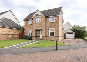 Thumbnail 3 bedroom detached house for sale in Cruckburn Wynd, Stirling
