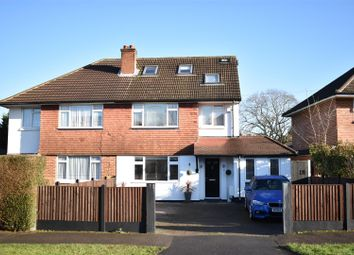 Thumbnail 4 bedroom semi-detached house for sale in Darcy Road, Ashtead