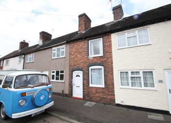 Thumbnail 2 bed terraced house for sale in Church Road, Dordon, Tamworth