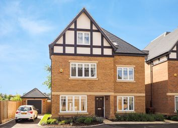 Thumbnail 6 bed detached house to rent in Fowey Place, South Sutton, Surrey
