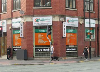 Thumbnail Retail premises for sale in Arches, Whitworth Street West, Manchester