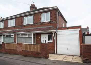 Thumbnail 3 bed semi-detached house to rent in Lime Tree Avenue, Pontefract