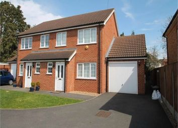 Thumbnail 3 bed semi-detached house for sale in Corwell Lane, Uxbridge