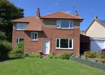 Thumbnail 3 bed detached house for sale in Castle Drive, Berwick-Upon-Tweed, Northumberland