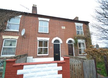 Thumbnail 3 bed terraced house for sale in Spencer Street, Norwich