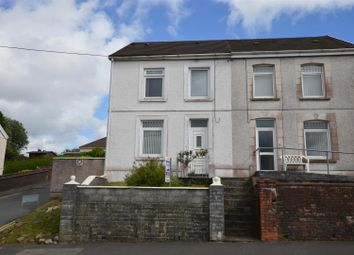 Thumbnail 3 bed semi-detached house for sale in Brynamman Road, Lower Brynamman, Ammanford