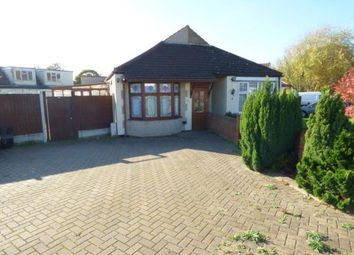 Thumbnail 2 bed bungalow for sale in Sandown Avenue, Hornchurch