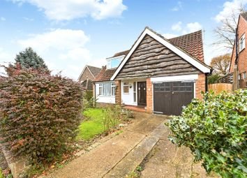 Thumbnail 3 bed bungalow for sale in Highfield Drive, Hurstpierpoint, Hassocks, West Sussex