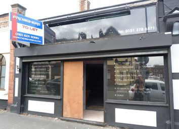 Thumbnail Commercial property to let in Woodchurch Lane, Birkenhead