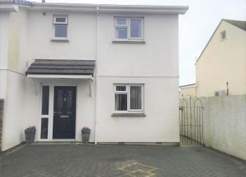 Thumbnail 3 bed property to rent in Barbican Road, Looe