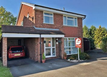 Thumbnail 4 bed detached house for sale in Westminster Close, Bromsgrove