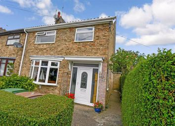 Thumbnail 3 bed terraced house for sale in Grimston Road, Anlaby, East Riding Of Yorkshire