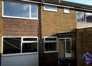Thumbnail 2 bedroom terraced house for sale in Woody Close, Delves Lane, Consett