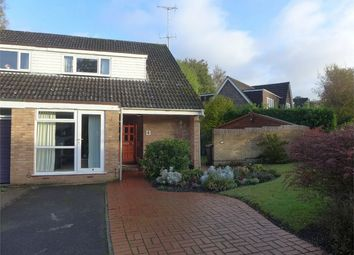 Thumbnail 3 bed semi-detached house to rent in Shaldons Way, Fleet, Hampshire