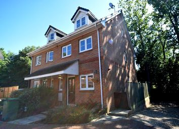 Thumbnail 3 bed semi-detached house to rent in The Firs, West Hill Road, Ryde