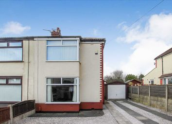 2 bed semi-detached house for sale in Briarfield Road, Farnworth, Bolton BL4