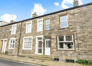 Thumbnail 3 bed terraced house for sale in Haw Grove, Hellifield, North Yorkshire