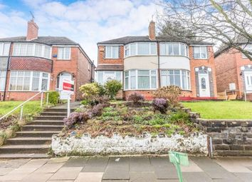 Thumbnail 3 bed semi-detached house for sale in Turnberry Road, Great Barr, Birmingham, West Midlands