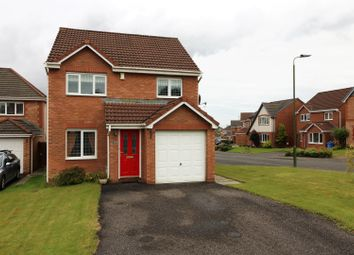 Thumbnail 3 bed detached house for sale in Craigs Crescent, Falkirk