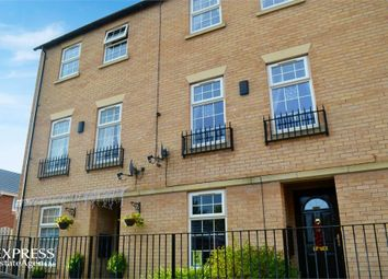 Thumbnail 4 bed end terrace house for sale in Carlton Gate Drive, Kiveton Park, Sheffield, South Yorkshire