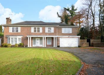 Thumbnail 8 bed detached house for sale in Chequers Lane, Walton On The Hill, Tadworth