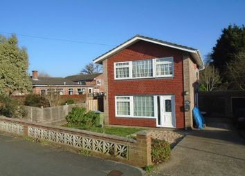 Thumbnail 4 bed link-detached house for sale in Arundel Drive, Fareham