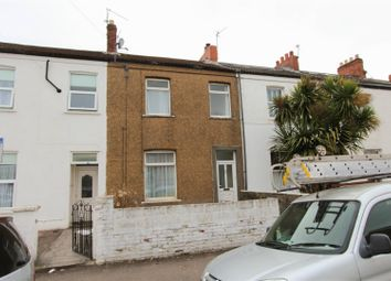 Thumbnail 3 bed terraced house for sale in Severn Road, Canton, Cardiff