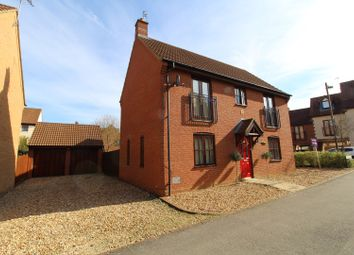 Thumbnail 4 bedroom detached house for sale in Goldney Court, Westcroft