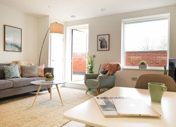 Thumbnail 1 bedroom flat for sale in 12 Blossom House, 5 Reservoir Way, London