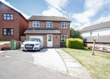 Thumbnail 5 bed detached house for sale in Chester Close, New Inn, Pontypool