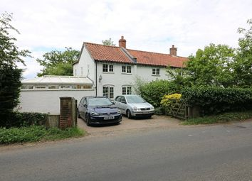 Thumbnail 4 bed cottage for sale in Kenninghall Road, Banham, Norwich