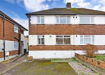 Thumbnail 2 bed maisonette for sale in Vale Drive, Chatham, Kent