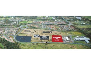 Thumbnail Land for sale in Development Plot, Eliburn Industial Park, Appleton Parkway, Livingston, West Lothian, Scotland