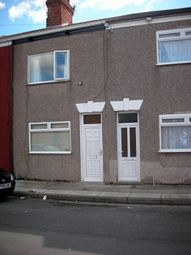 Thumbnail 3 bed terraced house to rent in Grafton Street, Grimsby