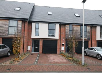 Thumbnail 3 bed town house for sale in Faircross Court, Thatcham