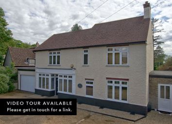 Thumbnail 5 bed detached house for sale in London Road, Stapleford, Cambridge