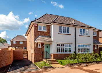 Thumbnail 3 bed semi-detached house to rent in Melville Watts Close, Severn Heights, Lydney
