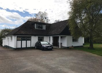 Thumbnail 5 bedroom detached bungalow to rent in Roman Road, Hereford