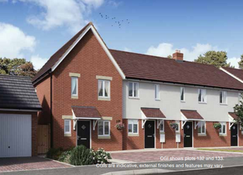 Thumbnail 2 bedroom end terrace house for sale in Ellesmere Road, Shrewsbury, Shropshire